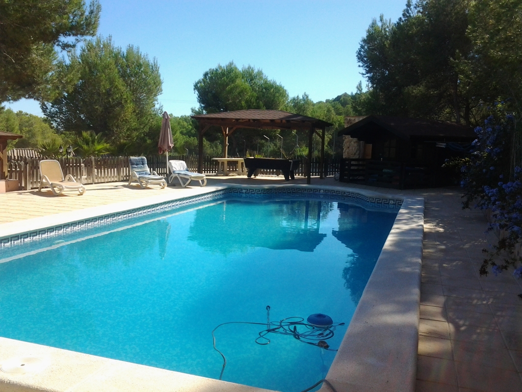 Detached Villa Finca with Pool Torremendo