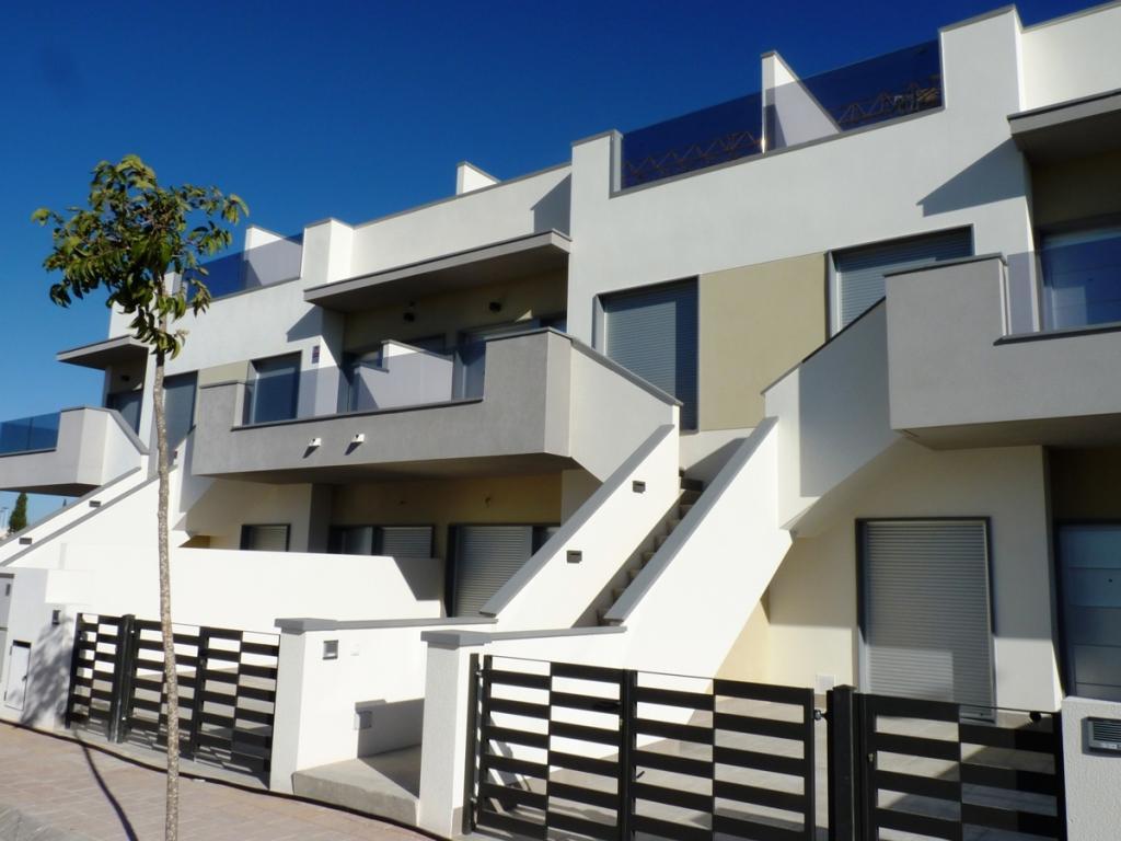 Apartments in Pilar de la Horadada, Groundfloor