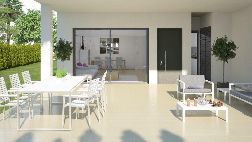 Apartments in Villamartin