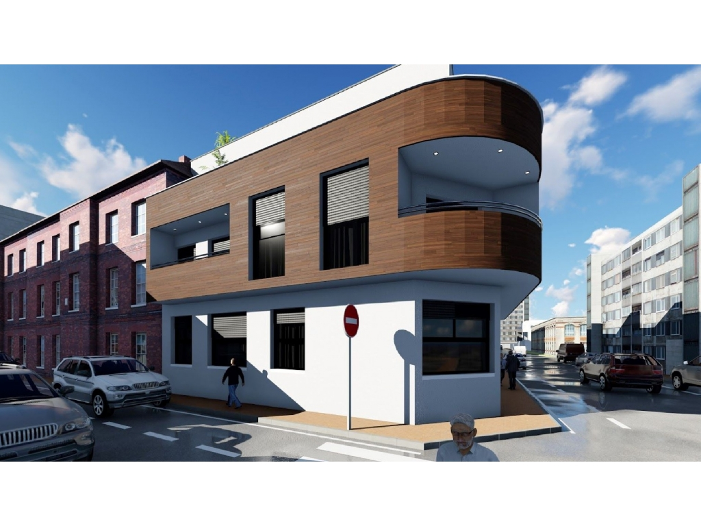 Modern Luxury Rental Apartment Block 15 Apartments