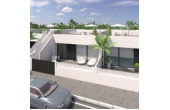 RS451, Luxury One Level Villas, Pilar de la Horadada