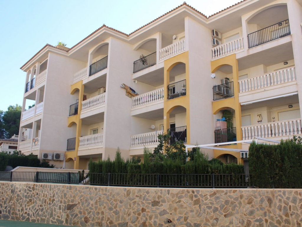 3 Bedroom 2 Bathroom Apartment in Dehesa De Campoamor