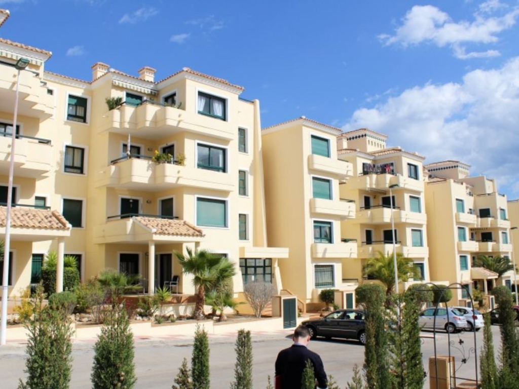 2 Bedroom 1 Bathroom Apartment in Campoamor