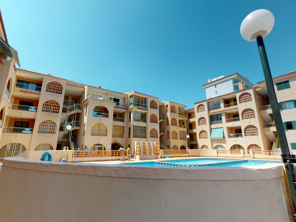 2 Bedroom 1 Bathroom Apartment in La Manga
