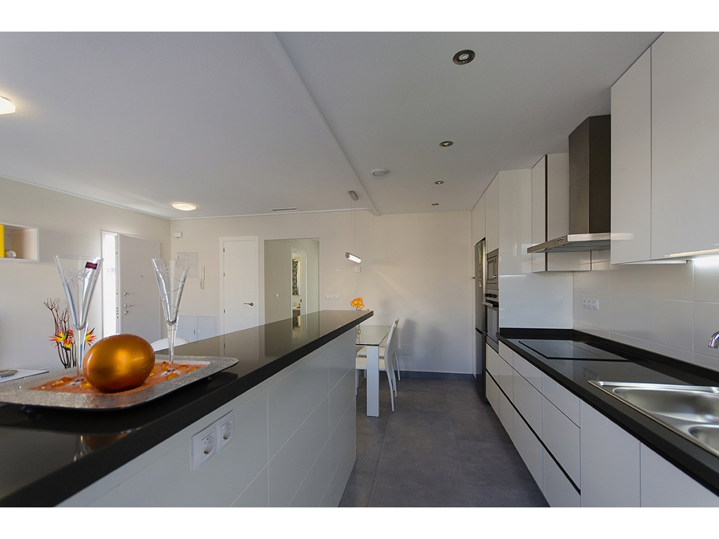 Apartments with SPA at Punta Prima