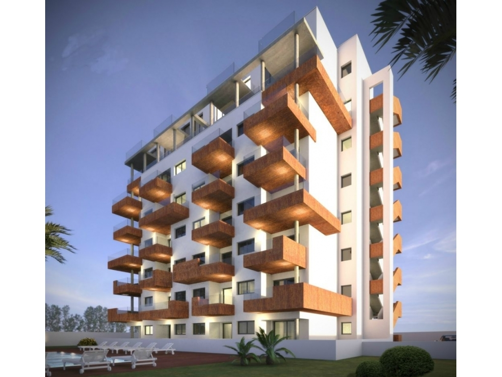 Apartments in Guardamar
