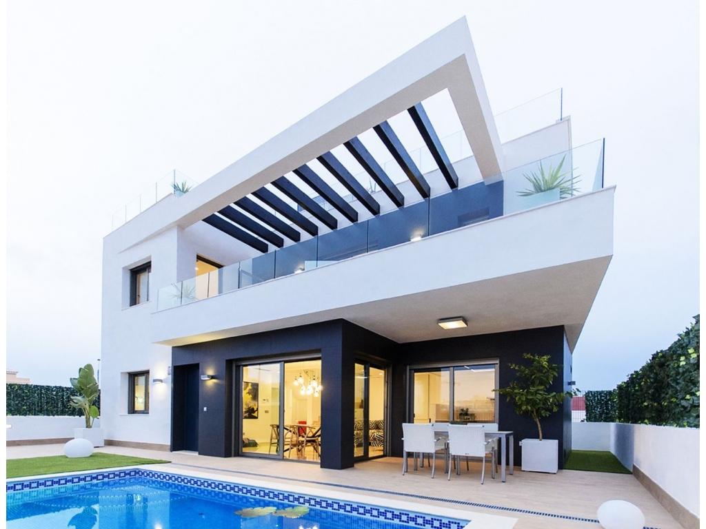 Fantastic villas near Villamartin