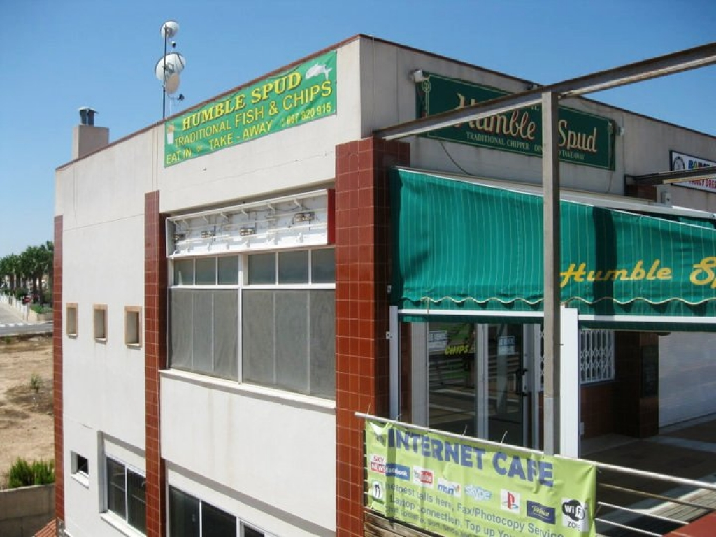 Local Takeaway Commercial Unit, Villamartin