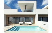 RS381, Modern townhouses in Formentera