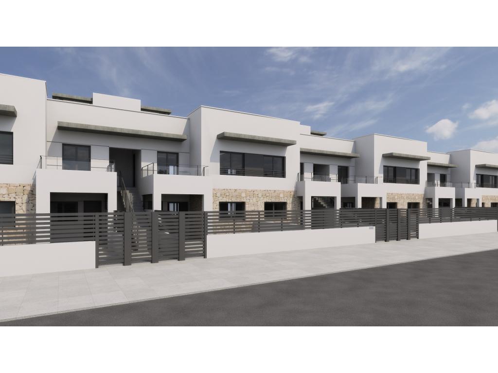 New apartments in Aguas Nuevas