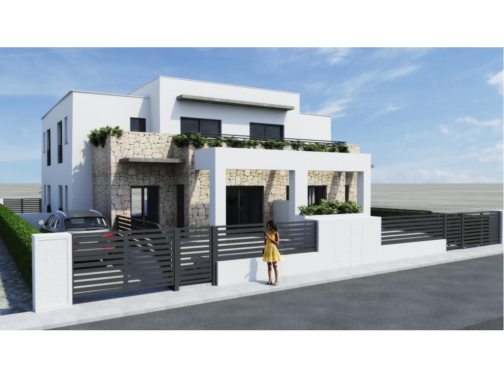New Quad Villas