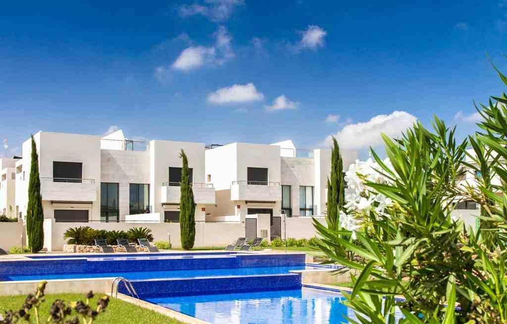 Luxury apartments in Orihuela Costa