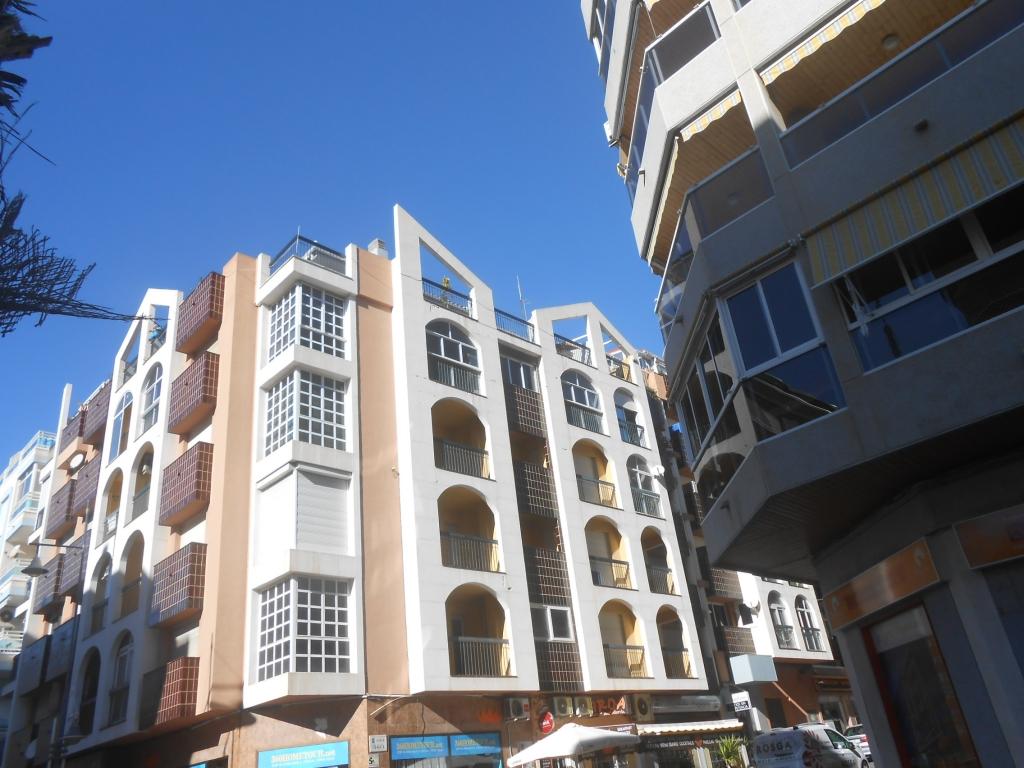 5 Bedroom Penthouse / Atico Torrevieja Centre