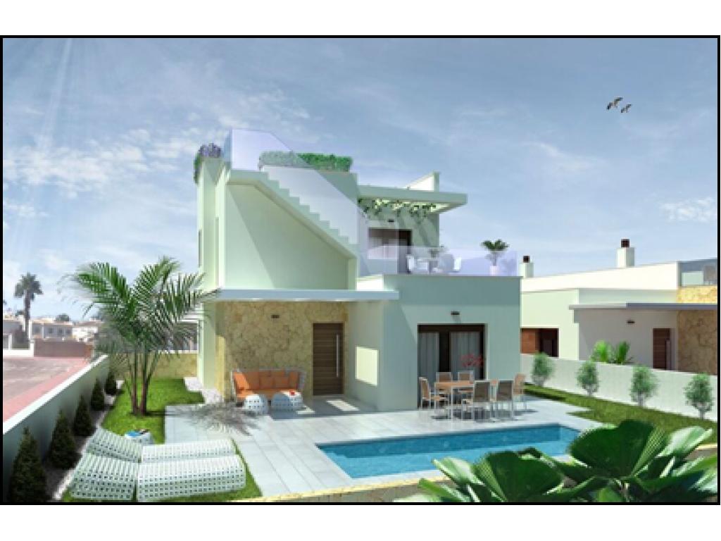 Villa in Quesada, 3 bedroom and 2 bathroom