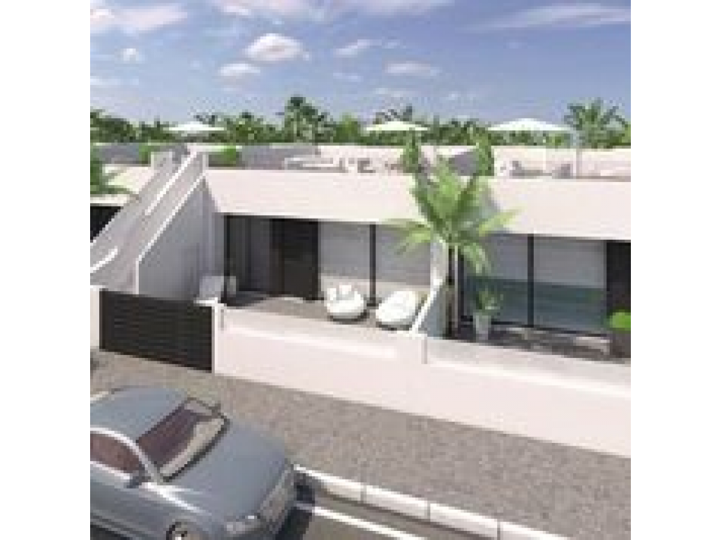 Luxury One Level Villas, Pilar de la Horadada