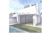 RS453, Entremares Villas Deluxe with Pool and Garage