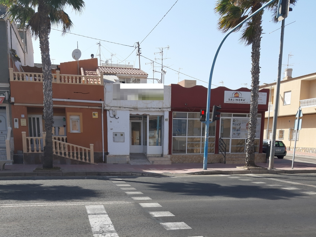 Fishermans Cottage 2nd Line beach in Torrevieja