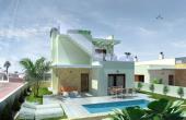 1-304/389, 3 Bedroom 2 Bathroom Villa in Rojales