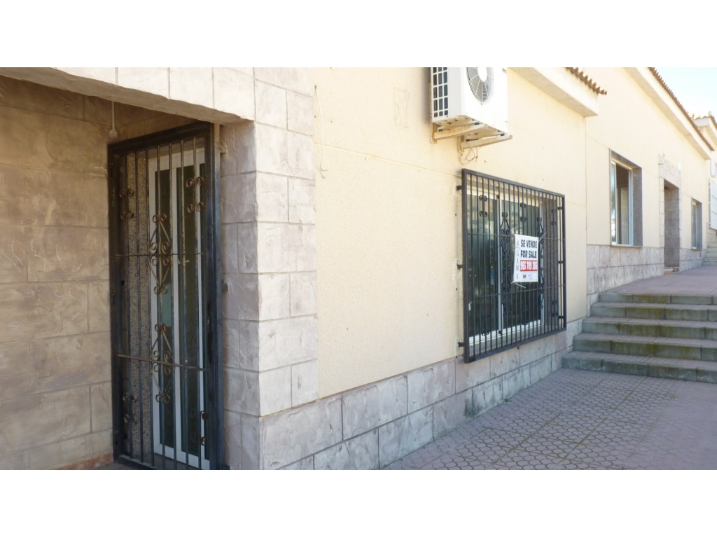 2 Bathroom Business - Commercial in Algorfa