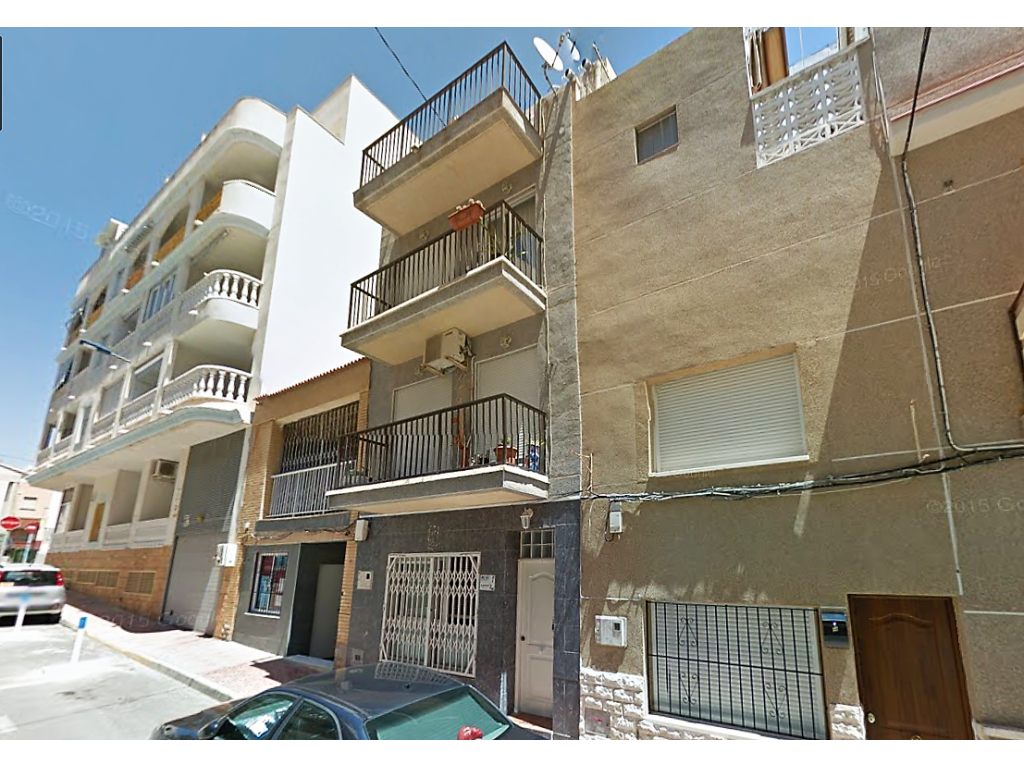 4 Bedroom 4 Bathroom Townhouse in Torrevieja
