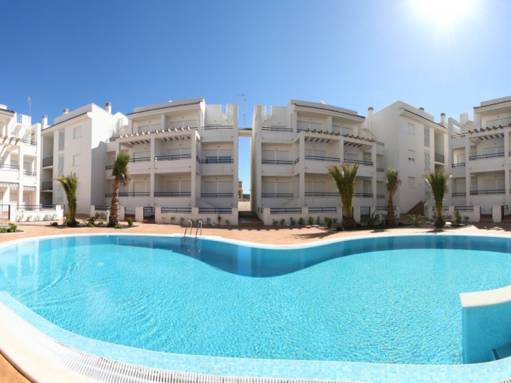 2 Bedroom 2 Bathroom Apartment in Torrevieja