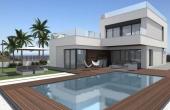 2-1137/510, 5 Bedroom 4 Bathroom Villa in Cabo Roig