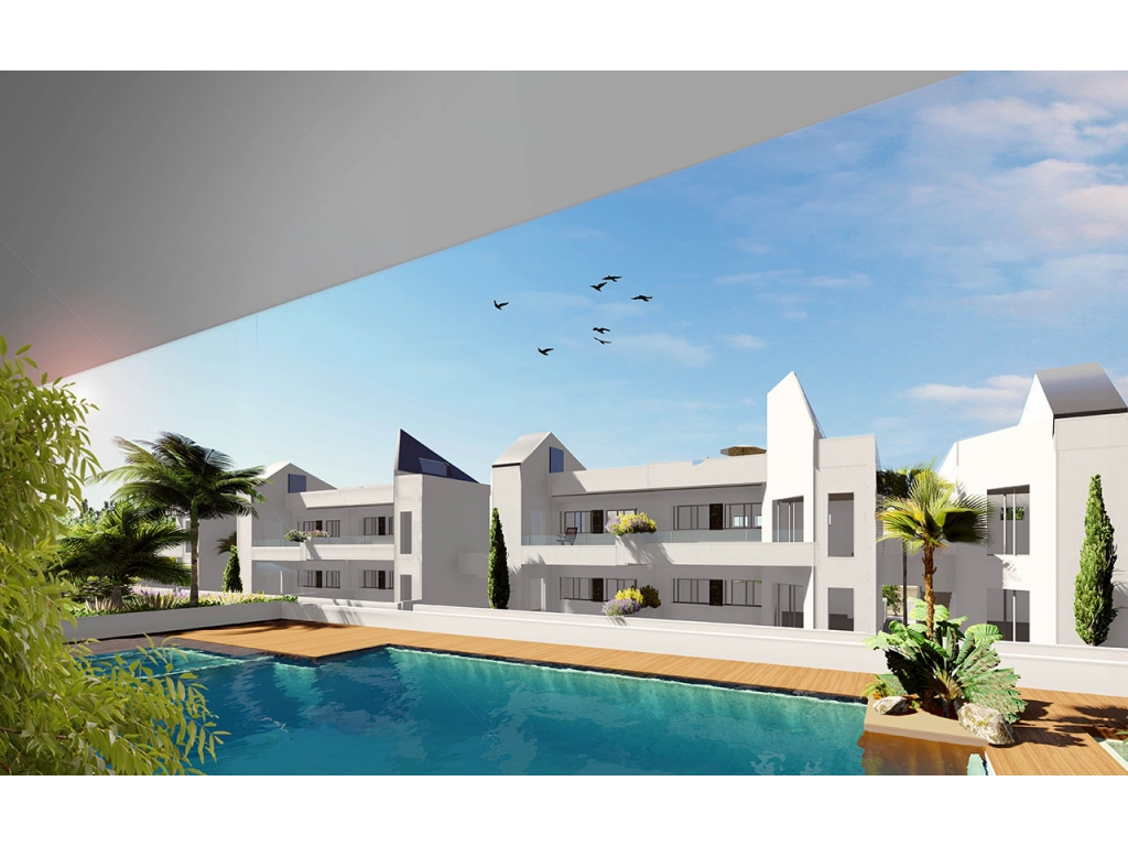 Beach apartments near Torrevieja