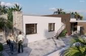 2-865/670, 2 Bedroom 2 Bathroom Villa in Los Montesinos