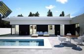 2-741/726, 3 Bedroom 2 Bathroom Villa in Rojales