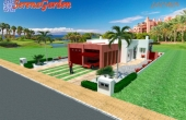 2-708/744, 3 Bedroom 2 Bathroom Villa in Los Alcazares
