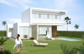 2-603/805, 3 Bedroom 3 Bathroom Villa in Los Montesinos