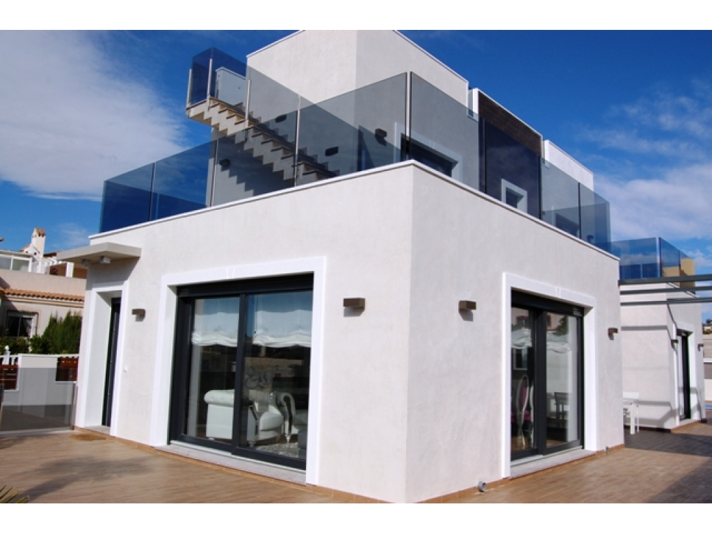 Detached Luxury Villas Torrevieja