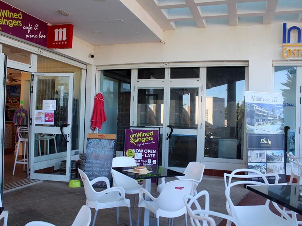 Commercial in Villamartin