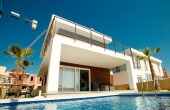 2-316/910, 3 Bedroom 2 Bathroom Villa in Gran Alacant