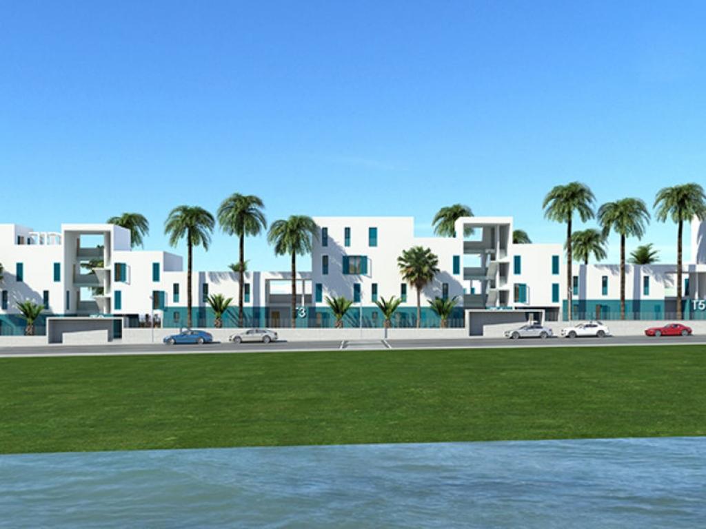 3 Bedroom 2 Bathroom Apartment in Playa Flamenca