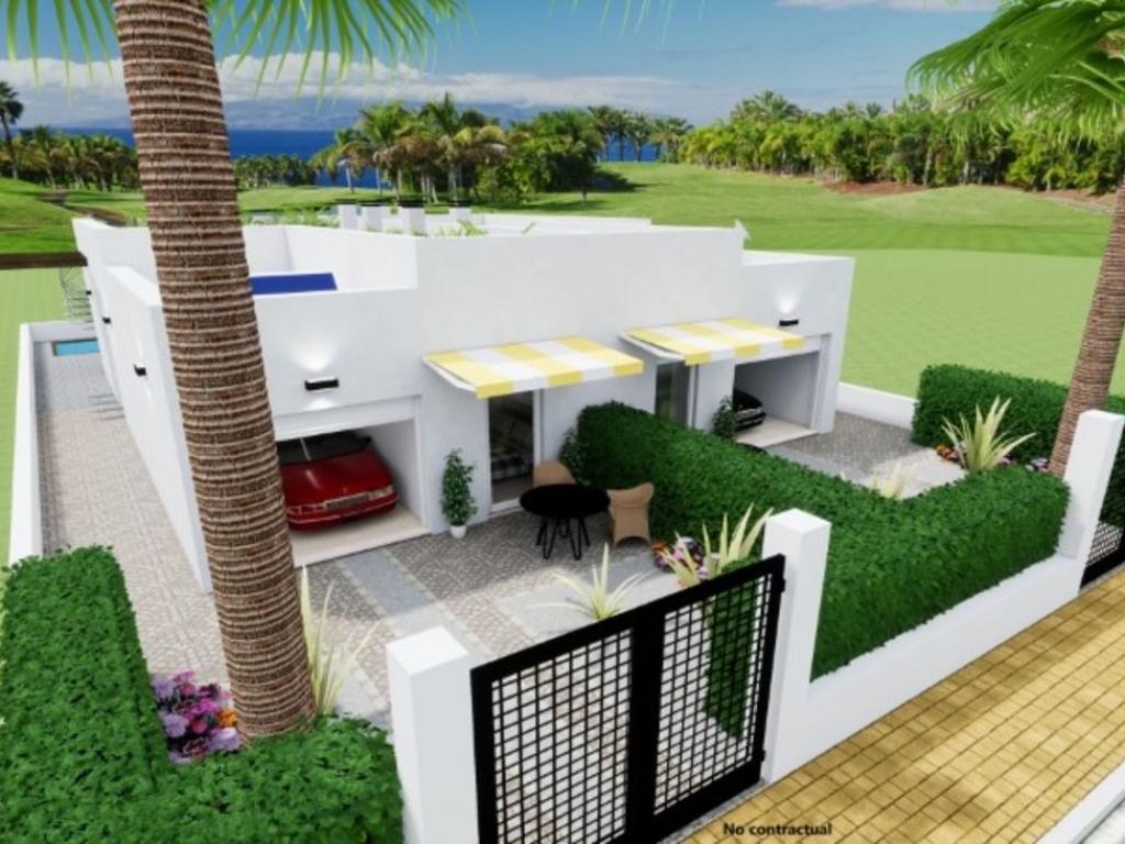 2 Bedroom 2 Bathroom Villa in Los Alcazares