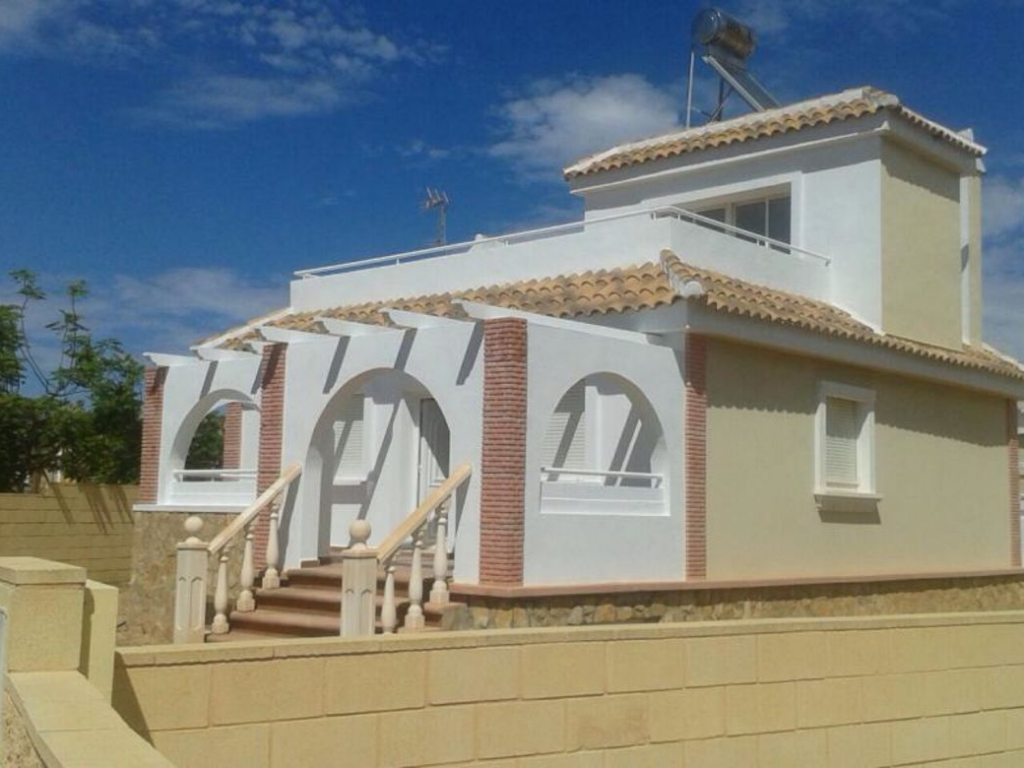 2 Bedroom 2 Bathroom Villa in Balsicas