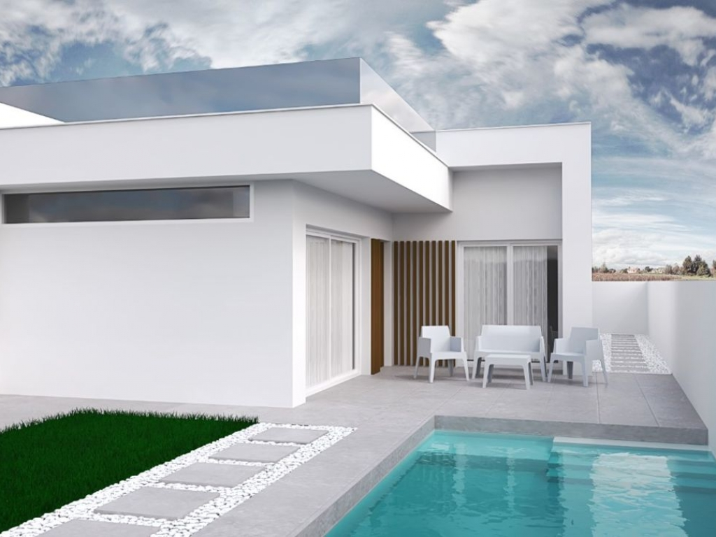 3 Bedroom 2 Bathroom Villa in Santiago De La Ribera