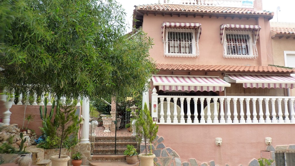 Rustic Beach Townhouse Torrevieja